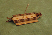 Bireme Shield Rails